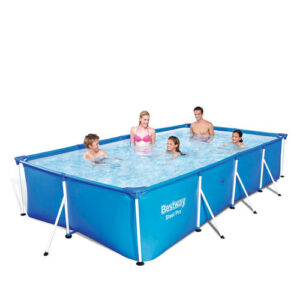 PISCINA ESTRUCTURAL FAMILIAR SPLASH 4.0M X 2.11M X 81CM BESTWAY