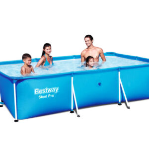 PISCINA ESTRUCTURAL RECTANGULAR BESTWAY 3 MT