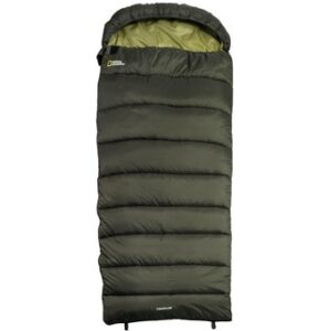 SACO DE DORMIR NATIONAL GEOGRAPHIC TRAVELER SNG109A - Verde