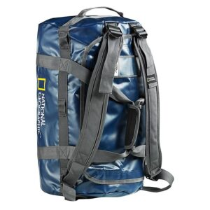 BOLSO NATIONAL GEOGRAPHIC DUFFLE 50 LT AZUL