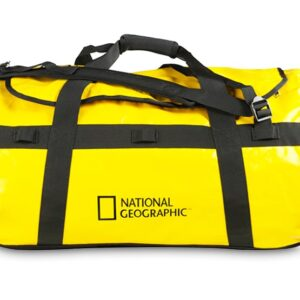 BOLSO NATIONAL GEOGRAPHIC DUFFEL 110L AMARILLO