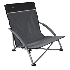 SILLA NATIONAL GEOGRAPHIC PLEGABLE DENVER GRIS CNG912